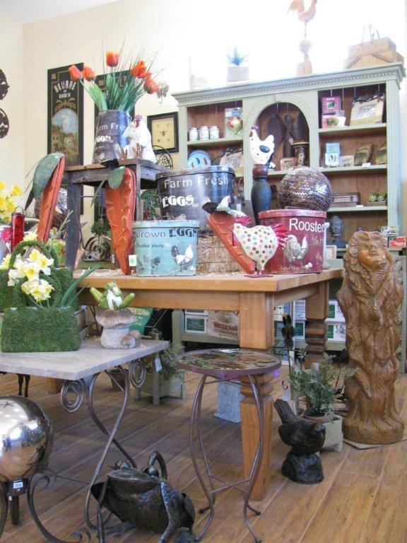 Sequoia Garden Gift Store