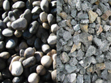 Decorative Rocks and Construction Rocks