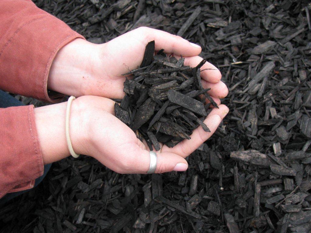 Black Chips - Bark & Mulches