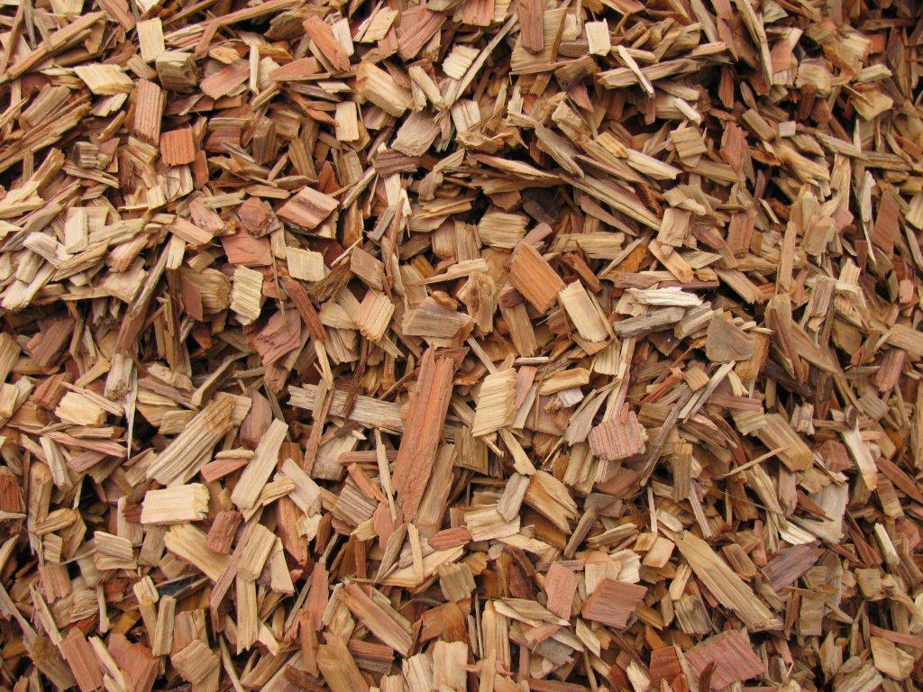 Wood Chips For Landscaping ~ Bark mulches